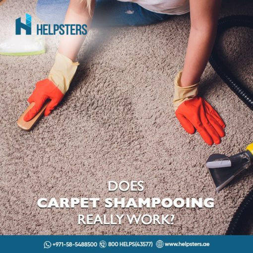 Helpsters Blog 1 June 2021Does Carpet Shampooing Really Work2