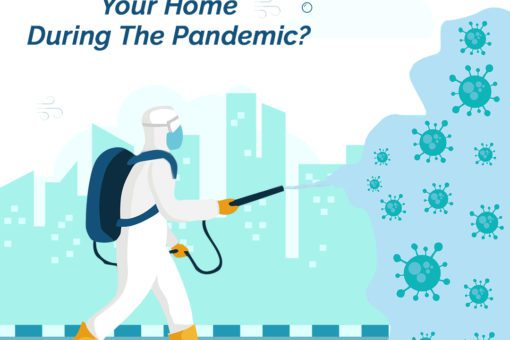 Helpsters Blog 2 June 2021 How to Deep Clean Your Home During the Pandemic 1